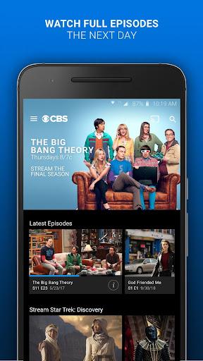 Download CBS - Full Episodes & Live TV MOD APK 1