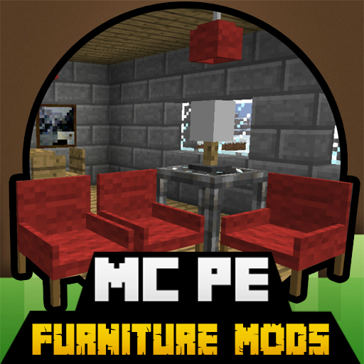 More+ Furniture MODS For MCPE