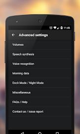 WakeVoice - vocal alarm clock Screenshot 7