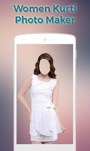 Women Kurti Photo Maker 1.1 screenshots 5