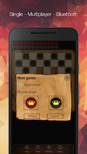 Checkers Online 2