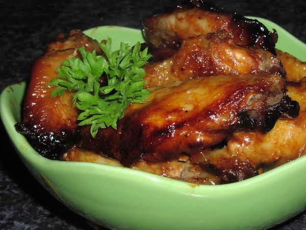 Slow-cooker Party Wings Recipe