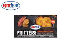 Angebot für Fritters - Puffer mit Süßkartoffel im Supermarkt - Agrarfrost