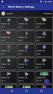 3Minit Battery Settings (PAID) v4.1.0