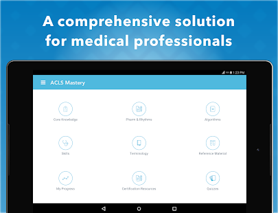 ACLS Mastery – Apps bei Google Play