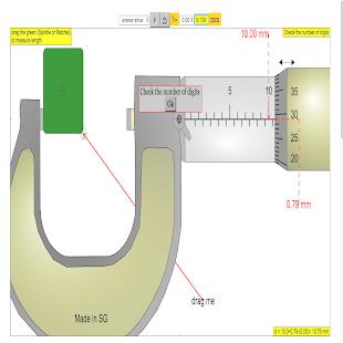 Micrometer simulator pro aplikasi di google play gambar screenshot ccuart Gallery