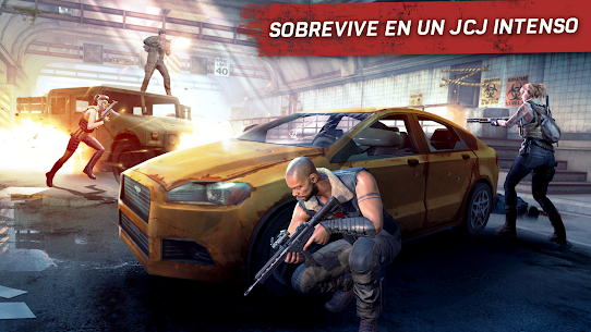 Left to Survive: JcJ Shooter de zombis