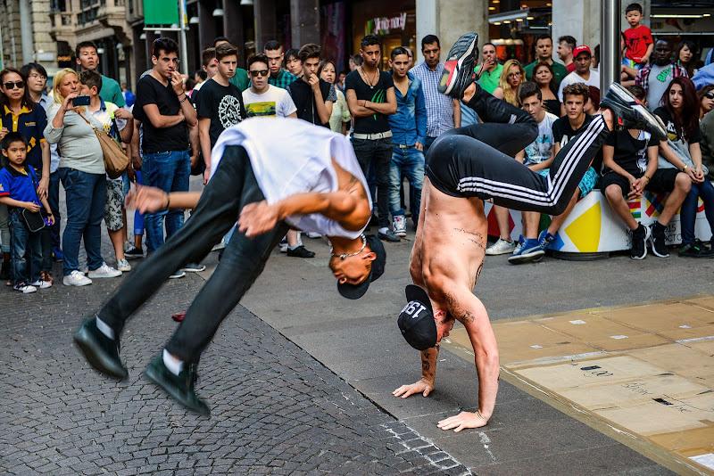 Ballare per strada di Diana Cimino Cocco