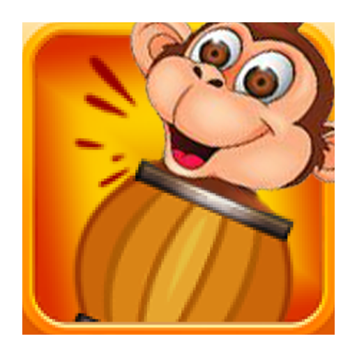 Monkey Glider 休閒 LOGO-玩APPs
