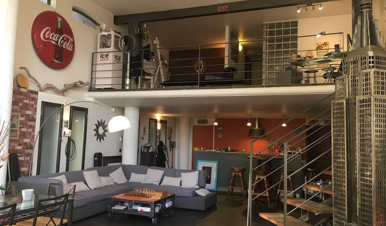 Loft avec terrasse Toulon