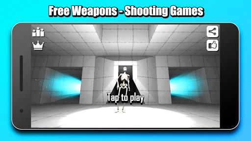 Mr Skeleton: Gun Shooting screenshots 1