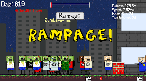 Zombie Cannon Attack!- screenshot thumbnail