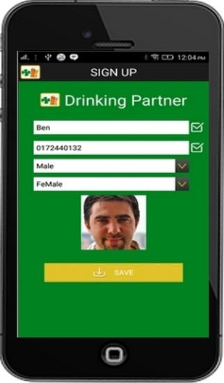 Drinking Partner- screenshot