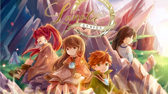 Lanota Apk + MOD (Full Unlocked/Ad-Free) + Data Android 1