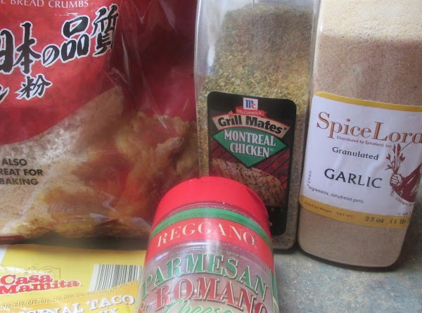 In a large zip lock bag add the taco seasoning, the montreal Chicken seasoning,...