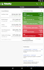 Fidelity Investments Screenshot 11