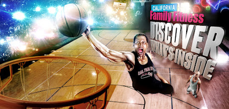 Photo: More from the +California Family Fitness Billboard campaign!