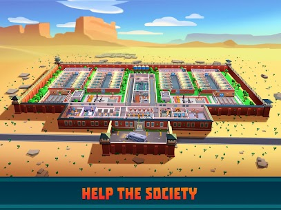 Prison Empire Tycoon – Idle Game Mod Apk 2.4 (Unlimited Money) 7