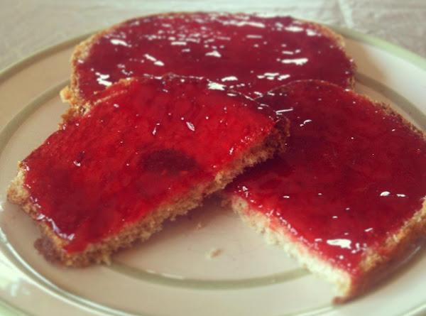 (whatever) Rhubarb Freezer Jam Recipe