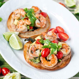 Mexican Seafood Tostada Recipes.