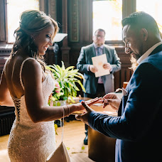Wedding photographer Nika Maksimyuk (ilunawolf). Photo of 06.09.2018