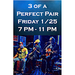 Live Music w/ 3 of a Perfect Pair
