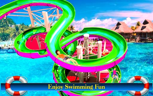 Water Slide Games Simulator 1.1 screenshots 1