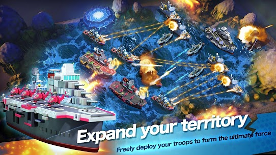 Top War: Battle Game Mod Apk Download For Android and Iphone 6