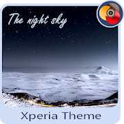 The night sky Theme