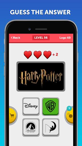 Logomania: Guess the logo - Quiz games 2020 apkmr screenshots 2