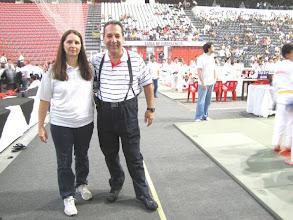 Photo: Profa. Solange Pessoa - Torneio de Judô do Corinthians - 2009.