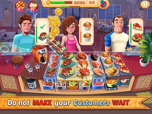 Kitchen Station Chef : Cooking Restaurant Tycoon 8.5 screenshots 6