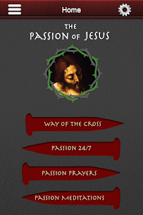 Passion of Jesus- screenshot thumbnail