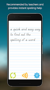 Easy Spelling Aid + Translator & Dyslexia Support- screenshot thumbnail
