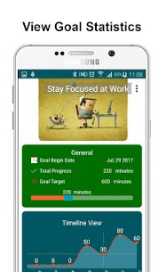 Goal Meter: Goal Tracker, Habit Changer,To-Do List 2.8.2 APK + MOD (Unlocked) 2