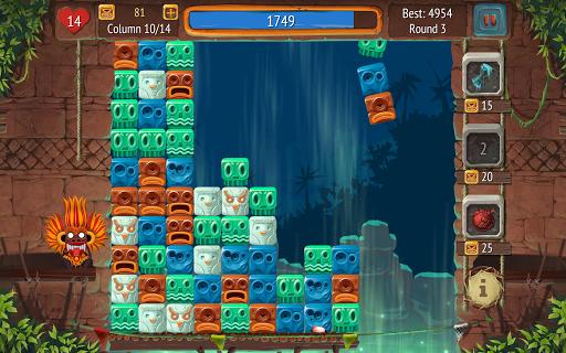 玩免費解謎APP 下載Tap the Blocks app不用錢 硬是要APP