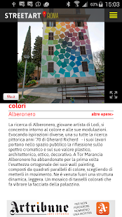 STREETART ROME- screenshot thumbnail