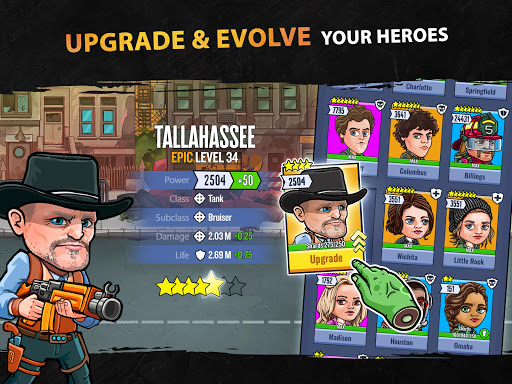 Zombieland: Double Tapper apkpoly screenshots 14