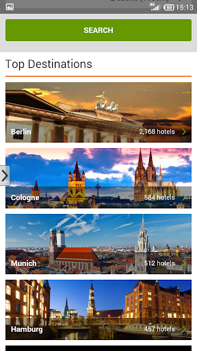 Hotels Germany by tritogo.com