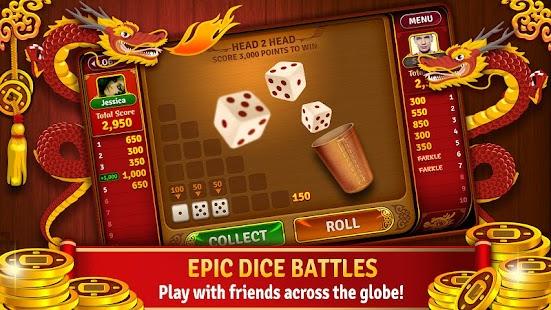 Download Full Dice Legends - Farkle Rules! 0.4.1 APK