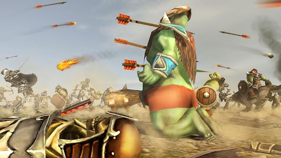 Ultimate Epic Battle - Castle Defense Screenshot