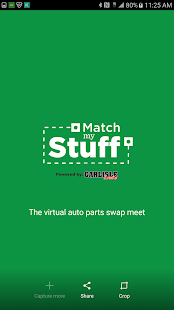 MatchMyStuff- screenshot thumbnail