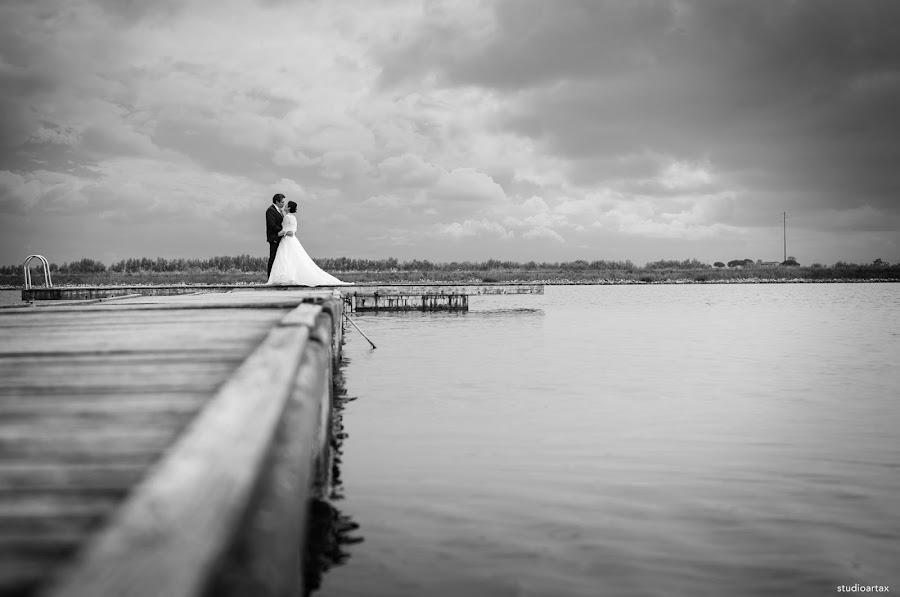 Fotografo di matrimoni Andrea Artax (AndreaArtax). Foto del 07.06.2016