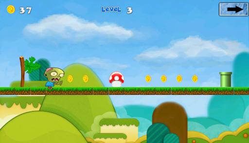 Super Zombie in Mario World 3