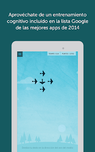 Lumosity - Brain Training: miniatura de captura de pantalla