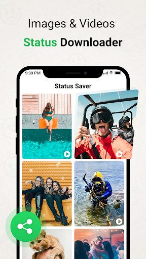 Status Saver for WhatsApp - Save & Download Status 1.3 screenshots 7