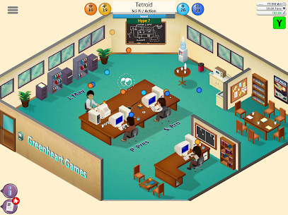 Game Dev Tycoon Apk Download For Android and Iphone 8