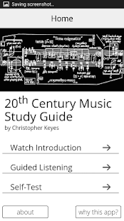 20th Century Music Study Guide- screenshot thumbnail