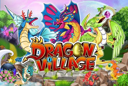 DRAGON VILLAGE -city sim mania 10.18 androidappsheaven.com 1