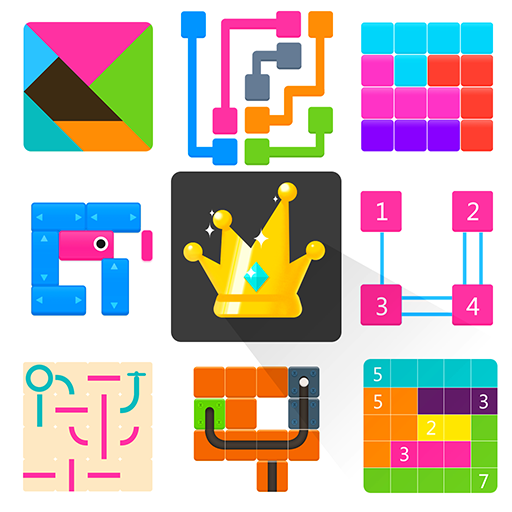Puzzledom game (apk) free download for Android/PC/Windows